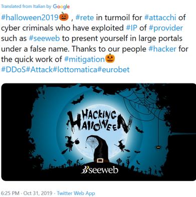 DDoS 4