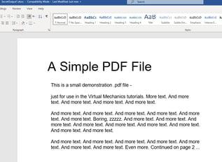 simple pdf 1